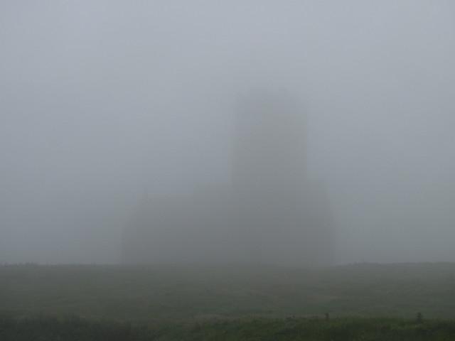 Mizzle Cornish Fog